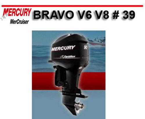 Mercruiser Bravo V6 V8 39 Workshop Service Repair Manual