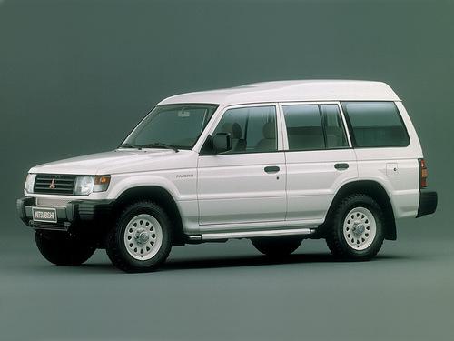 Mitsubishi Pajero Nj 1993