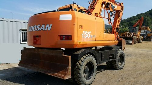 Pay for SOLAR S130W WHEELED EXCAVATOR WORKSHOP SERVICE REPAIR MANUAL