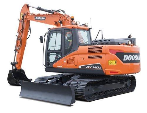 Pay for DOOSAN DX140LC TRACK EXCAVATOR WORKSHOP SERVICE MANUAL