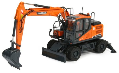 Pay for DOOSAN DX140W EXCAVATOR OPERATION & SERVICE REPAIR MANUAL