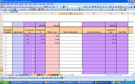 Worksheet Profit Loss Worksheet ebay profit loss spreadsheet with commissions pligg commissions