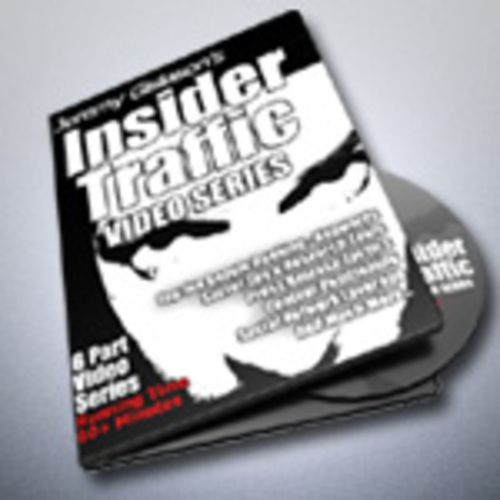 Pay for Insider Traffic Video Secrets Jeremy Gislason MRR
