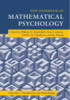Thumbnail New Handbook of Mathematical Psychology