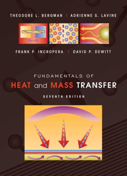 Pay for Fundamentals of Heat and Mass Transfer 7th Edition