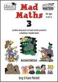 Thumbnail Mad Maths 3 (AU Version)