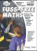 Thumbnail Fuss-Free Maths - Book 1 Written Calculations (AU Version)