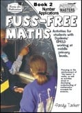 Thumbnail Fuss-Free Maths - Book 2 Number Applications (AU Version)