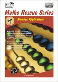 Thumbnail Maths Rescue Series Book 3 - Number: Applications (AU Version)