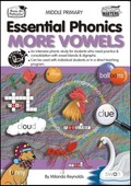 Thumbnail Essential Phonics: More Vowels  (AU Version)