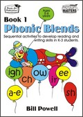 Thumbnail Phonic Blends Series  Book 1  (AU Version)