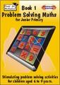 Thumbnail Problem Solving Math Jnr  Bk 1 (US Version)