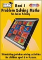 Thumbnail Problem Solving Maths for Junior Primary - Book 1 (AU Version)