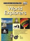 Thumbnail Library Activity Book: World Explorers  (AU Version)