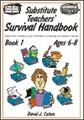 Thumbnail Substitute Teachers Survival Handbook  Bk 1 (US Version)