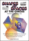 Thumbnail Shapes & Spaces at the Circus  (NZ Version)
