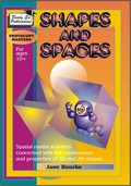 Thumbnail Shapes & Spaces  (NZ Version)