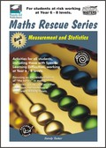 Thumbnail Maths Rescue    Bk 2 Measurement and Statistics  (NZ Version)