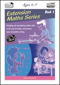 Thumbnail Extension Maths  Bk 1   (NZ Version)