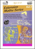 Thumbnail Extension Maths  Bk 2   (NZ Version)