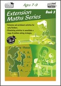 Thumbnail Extension Maths  Bk 3  (NZ Version)