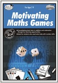 Thumbnail Motivating Maths Games  (NZ Version)