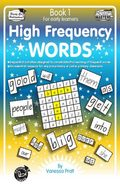 Thumbnail High Frequency Words Bk 1  (NZ Version)