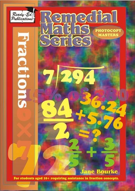 Pay for Remedial Maths Series - Fractions (AU Version)
