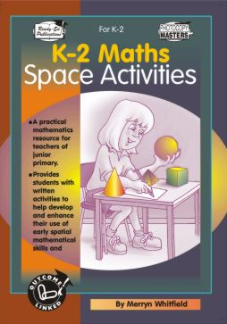 Pay for K-2 Maths Space Activities (AU Version)