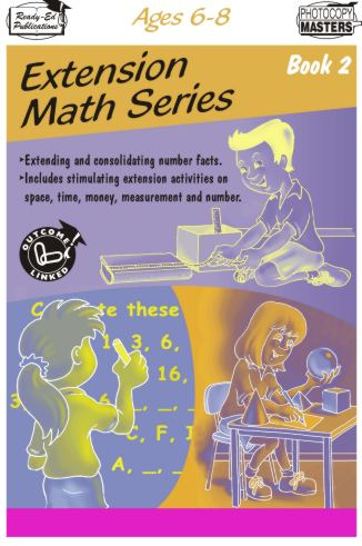 Pay for Extension Math  Bk 2 (US Version)