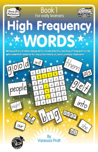 Pay for High Frequency Words Bk 1  (NZ Version)