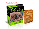 Thumbnail Worm Farming- Graphics Templates & Ebook Dvd Header Banner