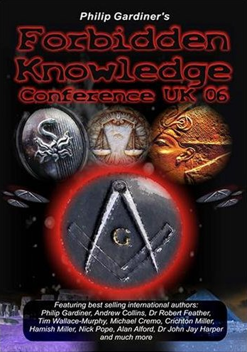 Forbidden Knowledge Conference UK 2006, Occult, UFO, Mason