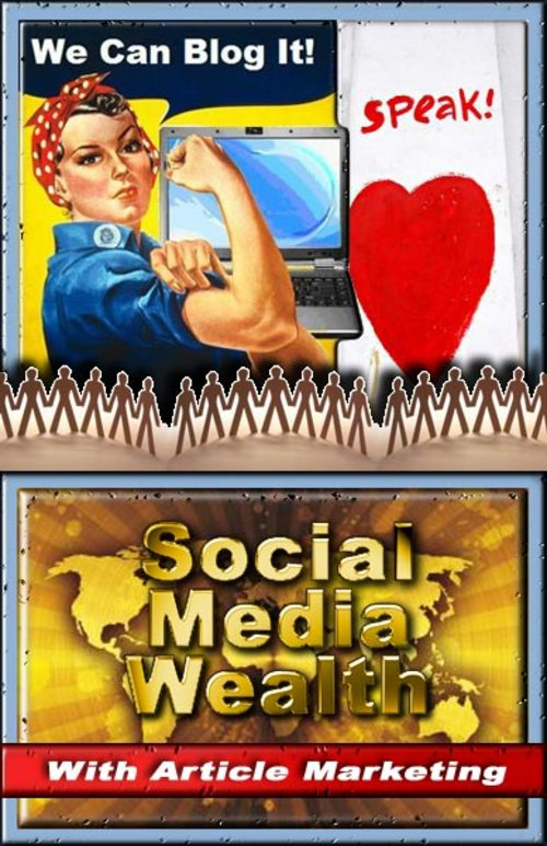 Pay for Social Media Wealth With Article Marketing (MRR)