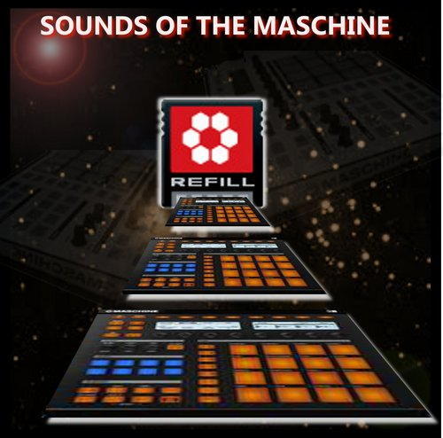 Pay for Sounds Of the Maschine/ One-Shot Refill