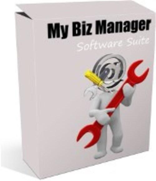 Mybiz Manager Business Management Software Tradebit