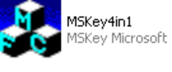 Pay for MSKey4in1