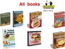 Thumbnail Collection of the best cookbooks Part 1