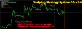 Thumbnail Forex Scalping Strategy System v2.0 EA
