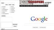 Thumbnail Classifieds Ad Scraper Software
