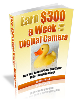 Pay for Earn 300 Dollars A Week w/Your Digital Camera