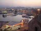 Thumbnail Harbor view on the Spanish exclave Ceuta