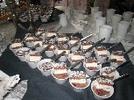 Thumbnail Buffet presentation of delicious chocolate Javanais dessert