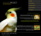 Thumbnail Wildlife Website Template
