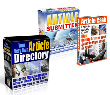 Pay for 3-in-1 Article Generating Package
