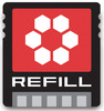 Thumbnail 1001 Subtractor Patches Refill - Refill for Reason