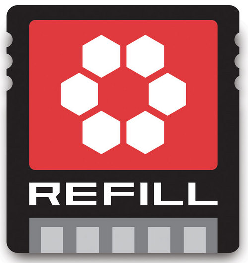 Pay for 1001 Subtractor Patches Refill - Refill for Reason