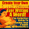 Thumbnail Create Your Own Ebook