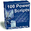 100 Power scripts with Master Resell Rights