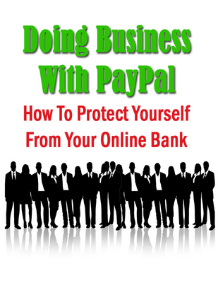 Pay for Doing Business With Paypal